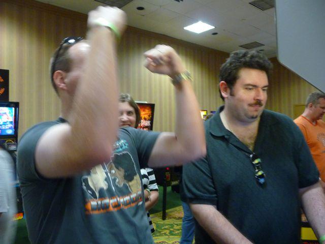 Brad and Matt Play Virtua Fighter 2