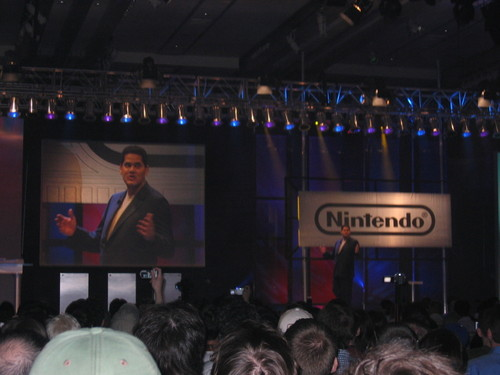 Reggie Takes The Stage