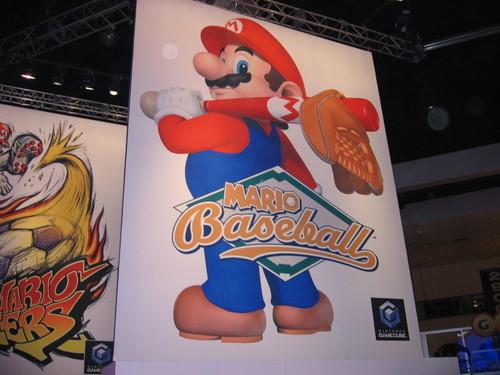 Mario Baseball's A-comin'