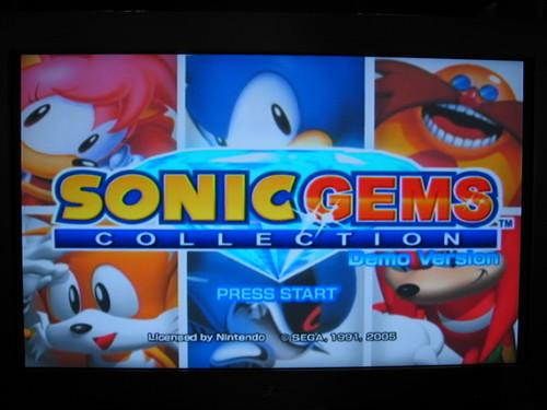 Super Sonic Gems