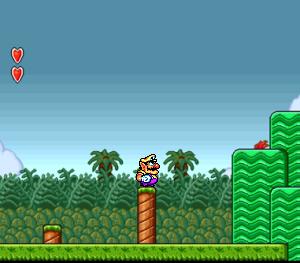 Press The Buttons: Where's New Super Mario Bros  2?