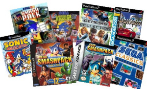 Sega's lackluster library