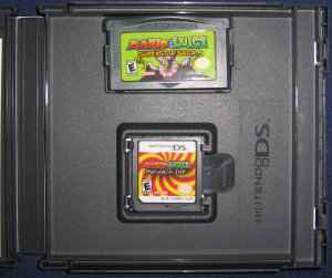 DS game case