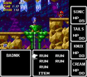 Sonic RPG