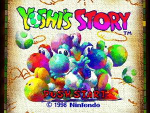 yoshi story
