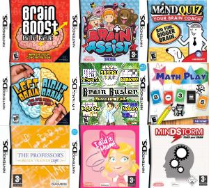 Too many brain games
