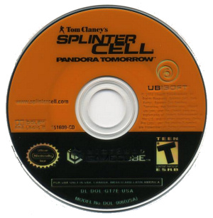 Tom Clancy's Splniter Cell: Pandora Tomorrow