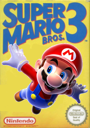 mario bros 3. Super Mario Galaxy Bros. 3
