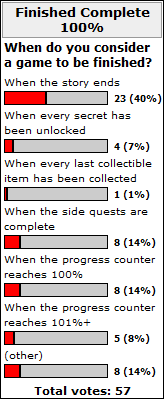 Weekly Poll for 11-19-2007