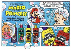 Mario Shampoo