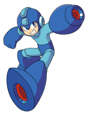 Megaman Anime Picture