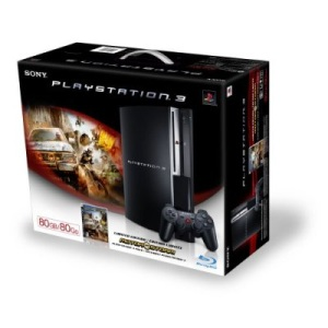 80 GB PlayStation 3