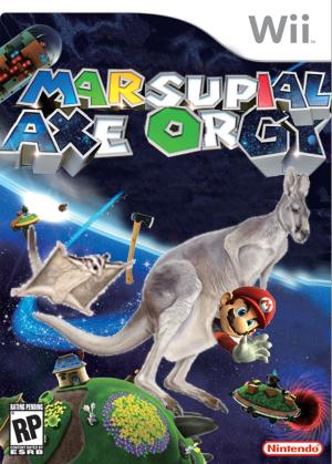 Marsupial Axe Orgy
