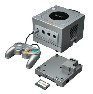 Nintendo GameCube with Game Boy Player