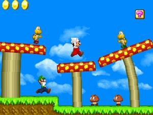 New Super Mario Bros. (E3 2005 demo)