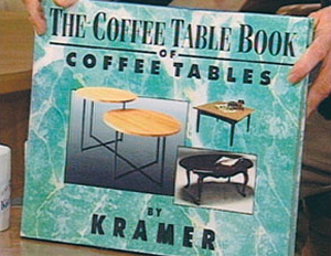 Kramer's Coffee Table Book