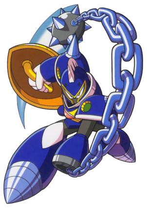 Knight Man