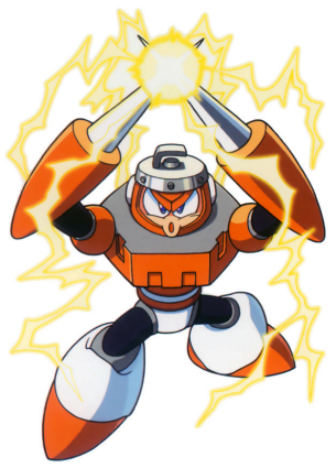 Spark Man