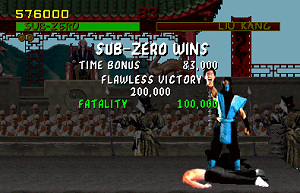 Sub-Zero wins
