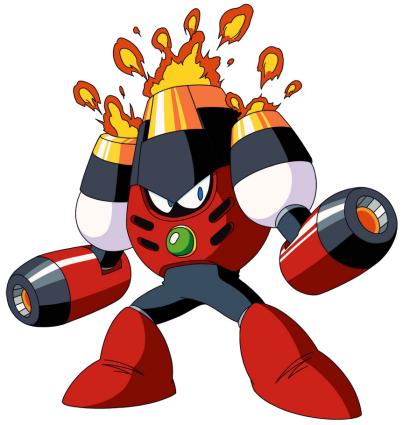Magma Man