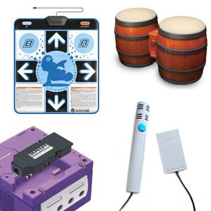 Nintendo GameCube peripherals