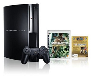 Sony PlayStation 3 160 GB bundle