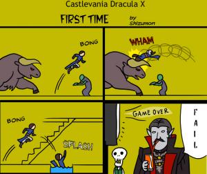 Castlevania comic