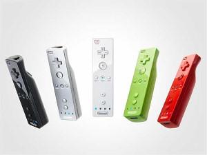Nintendo Revolution controllers