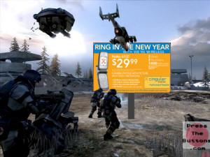 Cingular Wireless presents Battlefield 2142