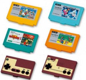 Famicom business card cases