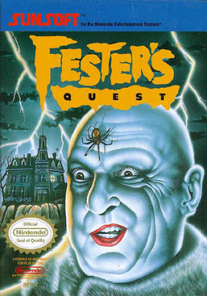 Uncle Fester's Quest