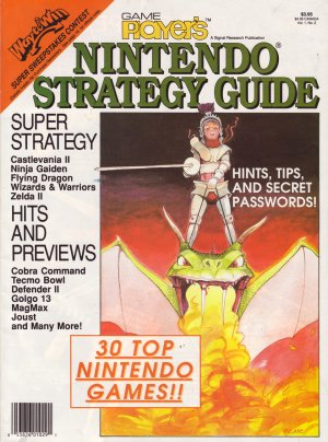 Nintendo Strategy Guide