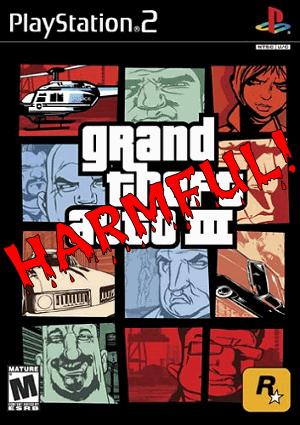 Harmful!