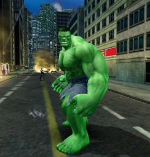 Hulk Cartoon 5