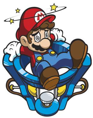 Mario hurt
