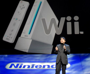 Satoru Iwata talks Wii at E3