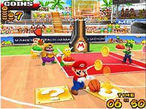 Mario Basket 3on3