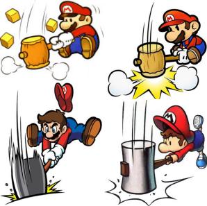 Hammer Marios