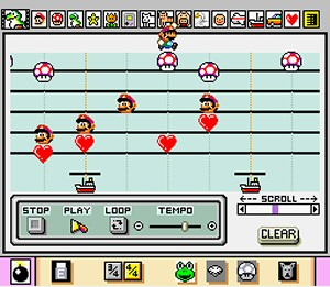 Mario Paint music