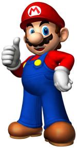Mario approves