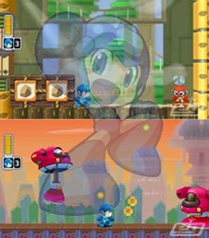 Mega Man for PSP