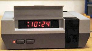 NES clock