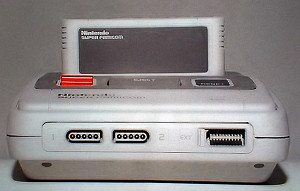 Prototype Super Famicom
