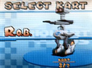 R.O.B. Kart #3