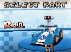 R.O.B. Kart #4