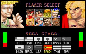 Street Fighter II for PC