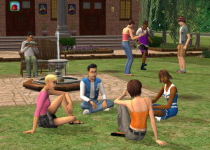 The Sims 2 I'm starting to believe that anti-gaming lawyer Jack Thompson ...