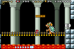 The Lost e-Reader Levels Of Super Mario Advance 4