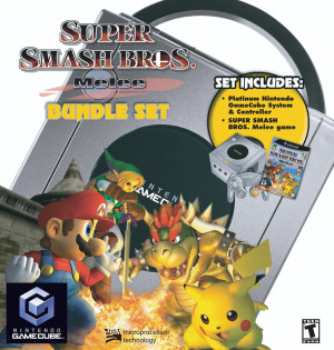 Super Smash Bros Melee bundle