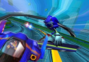 Sonic Riders meets F-Zero GX